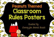 Classroom - Charlie Brown