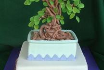 Bonsai cake