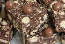 Tiffins and tray bakes