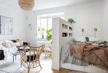 Liten lägenhet