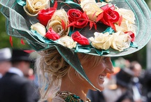 Derby HATS ...on parade