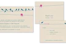Wedding Stationery & Invitations / by Megan Kenney