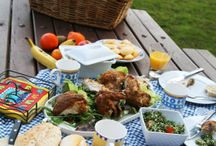 Pin Your Perfect Picnic / There are so many great picnic ideas out there from seaside, to parks to Spring to Fall. I love the idea of picnicking in different settings and found many inspirational ideas that I'd love to try. #ANRpicnic #AuntNellies #READsalads / by Jen K.