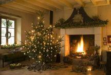 Christmastime Interiors