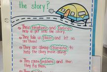 Comprehension - Character Traits / by Kindergarten Lifestyle
