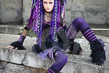 Goth Poses
