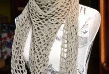 Crochet Scarf, Shawl & Poncho