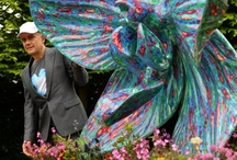 Chelsea Flower Show in London 2013 / https://artsation.com/en/shop/flower-show With works by Jack Pierson, Thomas Stimm, Andy Warhol, Ralph Müller, Francesca Gabbani and many others, you can bring the summery atmosphere right into your home!