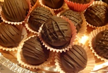 Bon Bon al cioccolato / I Dolci di Maria Rita