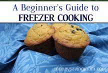 Simple Freezer Cooking