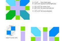 Block Patterns / by skalabara quilts