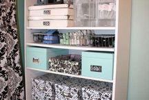 Organized! / by Debbie Miles