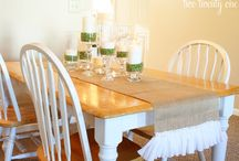Sewing - Home Decor Projects