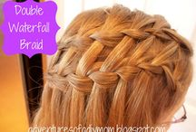 Hairstyles / Plaits, buns and stuff