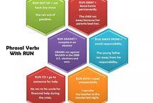 EFL - vocabulary - phrasal verbs