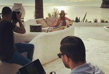 SHOOTING FOTOS / shooting a la orilla del mar www.calaclemence.com