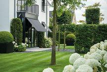 Garten / Ihr habt das Haus renoviert und umgebaut?! Dann geht es jetzt dem Garten an den Kragen! Hier findet ihr Inspirationen rund um das kleine Stückchen Grün hinterm Haus.