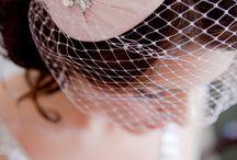 svatební kloboučky