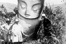 Ancient different culture