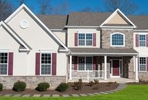 The Estates at Bright Glade Farms / New homes in Downingtown, Pennsylvania