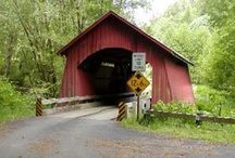 Covered Bridges / by Amy Jo