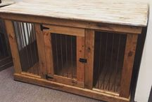 Dog crate ideas