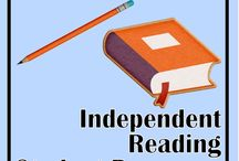 Independent Reading / by Sassy Apple