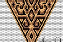 pattern perles