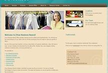 Website Builder for Dry Cleaners / Professional Websites for Dry Cleaners. Web Start Today helps you create a great impression on your prospects and customers with professional websites designed specifically for Dry Cleaners. Our easy to use Website Builder allows you to build a well-constructed, effective online presence in no time at all. / by Web Start Today, Inc.