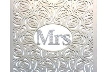 Laser Cut Lust / Propose PR represents Intricate Creations, a leading laser cut stationery specialist. We share with you some of our favourite designs from www.intricatecreations.co.uk
