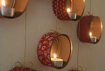 decoración velas