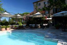 Le Mas de Chastelas / Le Mas de Chastelas, Saint Tropez, France http://charmhotelsweb.com/en/hotel/FR025