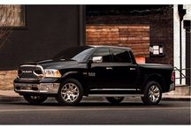 Sophistication & strength at your service, the 2015 Ram Limited. - photo from ramtrucks