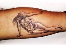 Elena Fedrigoni / Tattoo artist in Milan - ITALY