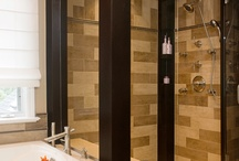 Bathroom Design / This is where you can see refreshing ideas on bathroom design.