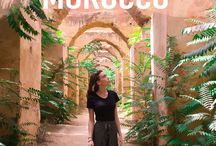 Morocco Travel Inspiration Photos / This board is a compilation of images from my travels through Morocco. These photos have been pinned from my Travel & Lifestyle blog www.jessicagracewhalen.com, and many can be found on my Instagram @jessicagracewhalen