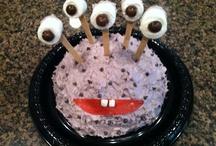 Zachs Halloween birthday