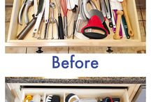 Organize: Kitchen Drawers