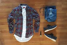 Men's fashion - Outfit
