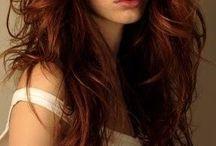 Hair color / by Rebecca VanHook