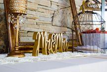 My Wedding / Boho Chic Wedding