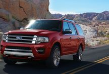 Ford Expedition / See the style and features of  the Ford Expedition