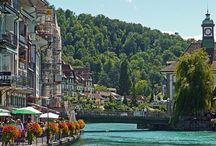 Travelling Around Switzerland
