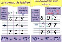 Opération maths