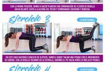 Rutinas ejercicio