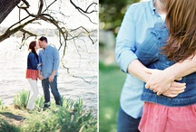 Engagement Photos / Some of our favorite engagement photos! / by Joe & Patience