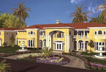 Mediterranean House Plans / We have variety of Mediterranean house plan models.