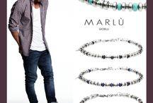 Man Class / Gli accessori moda della collezione Marlù Gioielli Man Class impreziosiscono il look con bracciali uomo, gemelli e ciondoli croce originali e moderni.