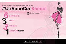 #UnAnnoConKammi / Partecipa al contest #UnAnnoConKammi per vincere subito 4 paia di scarpe Kammi! Scopri come partecipare su: http://www.kammi.it/regolamento.html