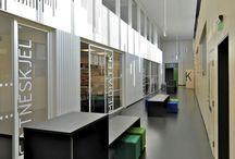 Open space - School